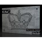 Бетонная панель King