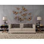 Декор для стен «Бабочки»