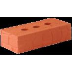 Кирпич полнотелый одинарный рядовой 250×120×65 Черепашка Красный
