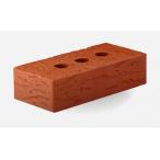 Кирпич полнотелый одинарный рядовой 250×120×65 Руст Красный
