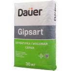 DAUER Штукатурка гипсовая GIPSART серая/белая