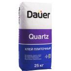 DAUER Плиточный клей QUARTZ
