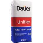 DAUER Плиточный клей UNIFLEX