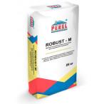 PEREL Цементно-известковая штукатурка для машинного нанесения ROBUST-M