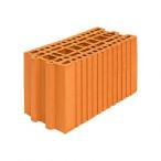 Крупноформатный керамический поризованный блок Porotherm 20