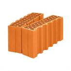 Керамический доборный блок к крупноформатному блоку Porotherm 38