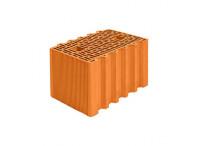Крупноформатный керамический поризованный блок Porotherm 38