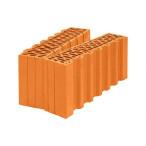 Керамический доборный блок к крупноформатному блоку Porotherm 44