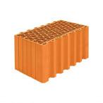 Крупноформатный керамический поризованный блок Porotherm 44