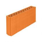Крупноформатный керамический поризованный блок Porotherm 8